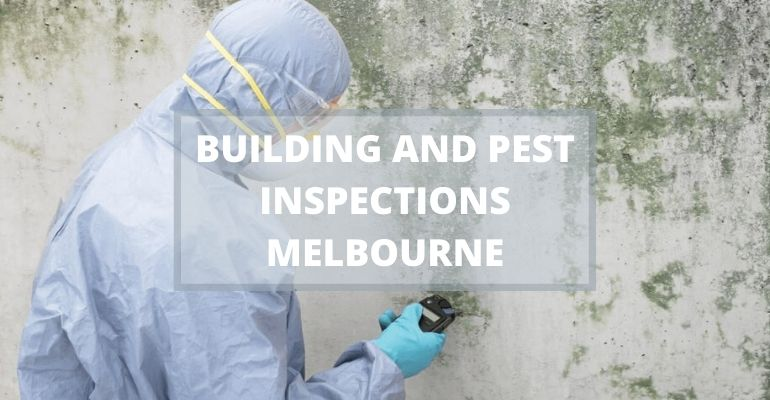 Pre Purchase Building, House & Pest Inspections Melbourne